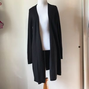Gap maternity long Cardigan black size:L